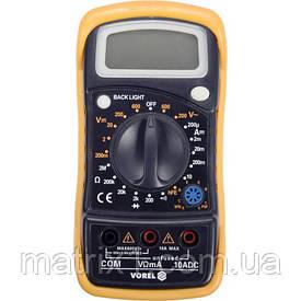 Мультиметр цифровой VOREL 81773
