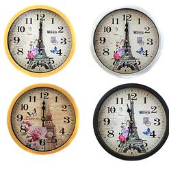 Настенные часы №103T  (20*20*3,5)см 1R6
