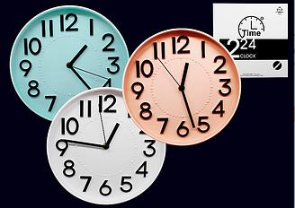 Настенные часы №MS-8823 / 24.5см