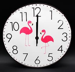 Настенные часы №826 (30*30*4)см