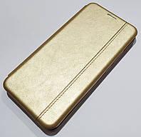 Чохол книжка Momax New для Xiaomi Redmi 9A Золотистий