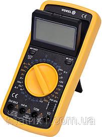 Мультиметр цифровой VOREL 81775