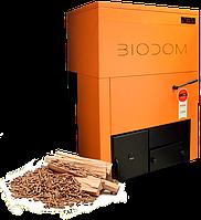 Автоматичні пелетні котли BIODOM і LAFAT з високим ККД
