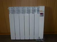 Бытовой электрорадиатор ЕРП-6 0,75 кВт с электронным термостатом, фото 1