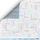 "Набор двусторонней бумаги 20х20см от Scrapmir ""Mommy's Hero"", фото 6"