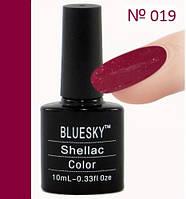 Bluesky Shellac color гель-лак №019