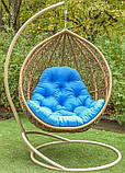 Підвісне крісло кокон Гарді Біг, фото 4