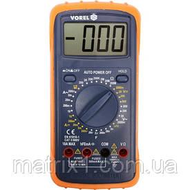 Мультиметр цифровой VOREL 81783