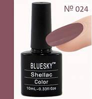 Bluesky Shellac color гель-лак №024