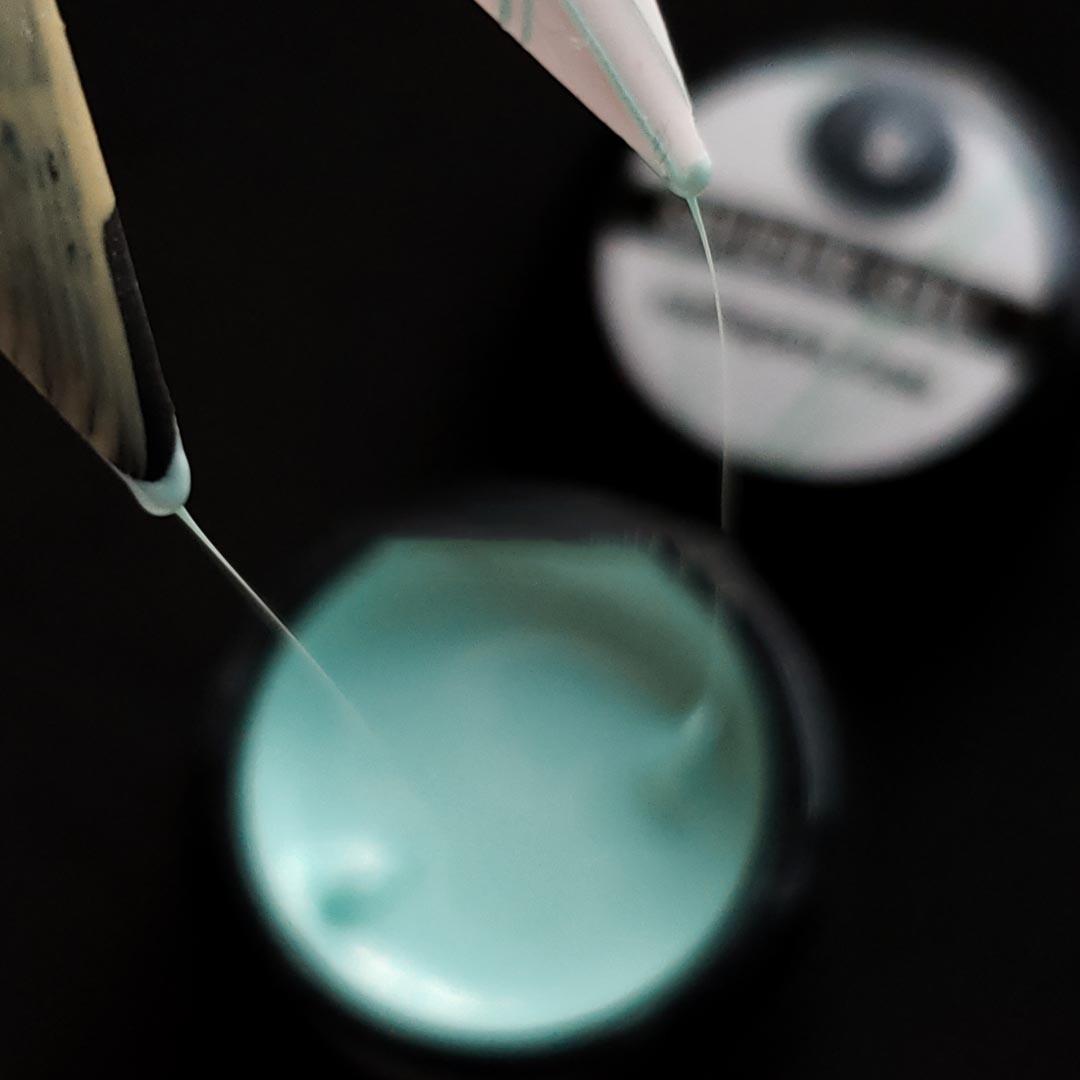 NailApex Spider Gel 08 берюзовый спайдер