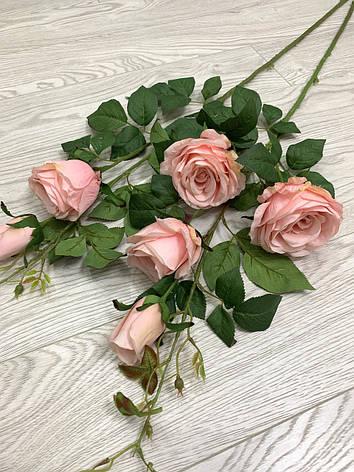 Искусственная Роза для напольной вазы ( имитация натуральной), фото 2