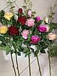 Искусственная Роза для напольной вазы ( имитация натуральной), фото 6