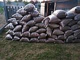 Кора соснова Мульча Київська область Київ продаж Мульчування, фото 7