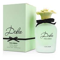 Dolce & Gabbana Dolce Floral Drops туалетная вода 75 ml. (Дольче Габбана Дольче Флорал Дропс)