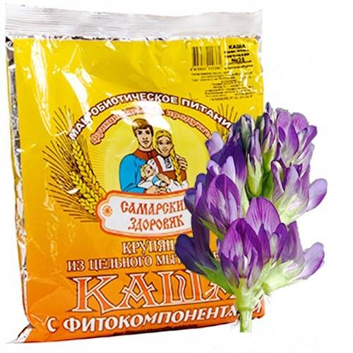 Каша Самарский Здоровяк № 3