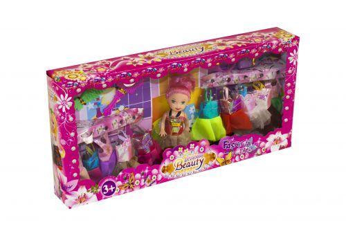 Лялька з гардеробом 688901