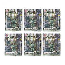 "Игрушечный набор ""Jungle Special Force""  с аксессуарами SB1022"