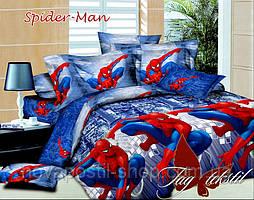 Комплект детского постельного белья SpiderMan