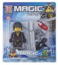 "Фигурка-конструктор ""Ninja: Коул"" SB1040"