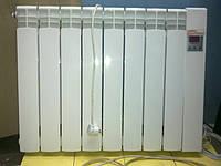 Бытовой электрорадиатор ЕРП-8 1,0 кВт с электронным термостатом
