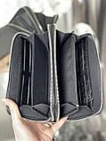 Мужской кошелек-барсетка кожаный, фото 3