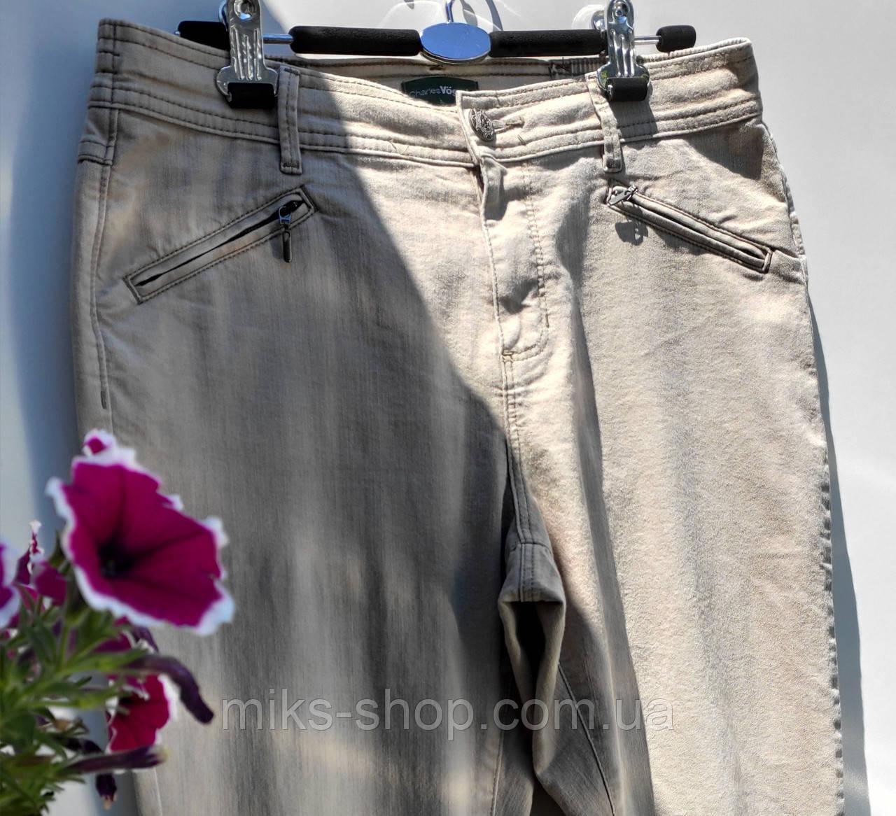 Жіночі еластичні джинси Розмір 46-48 ( Лл-17)