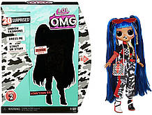 Кукла ЛОЛ Сюрприз Даунтаун Биби L.O.L. Surprise! O.M.G. Downtown B.B.