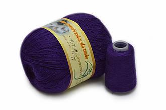 Пряжа из Норки, Фиолет №823