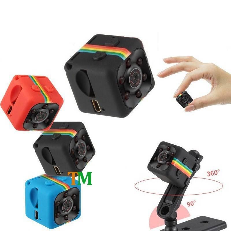 Міні-камера SQ11 Mini Sports Full HD DV 1080p прихований відеореєстратор для будинку