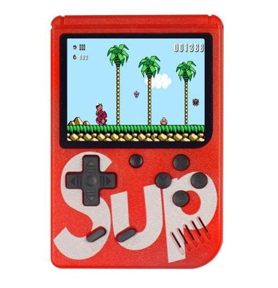 Портативна приставка з іграми від Dendy 8 bit і підключенням до ТВ GAME SUP