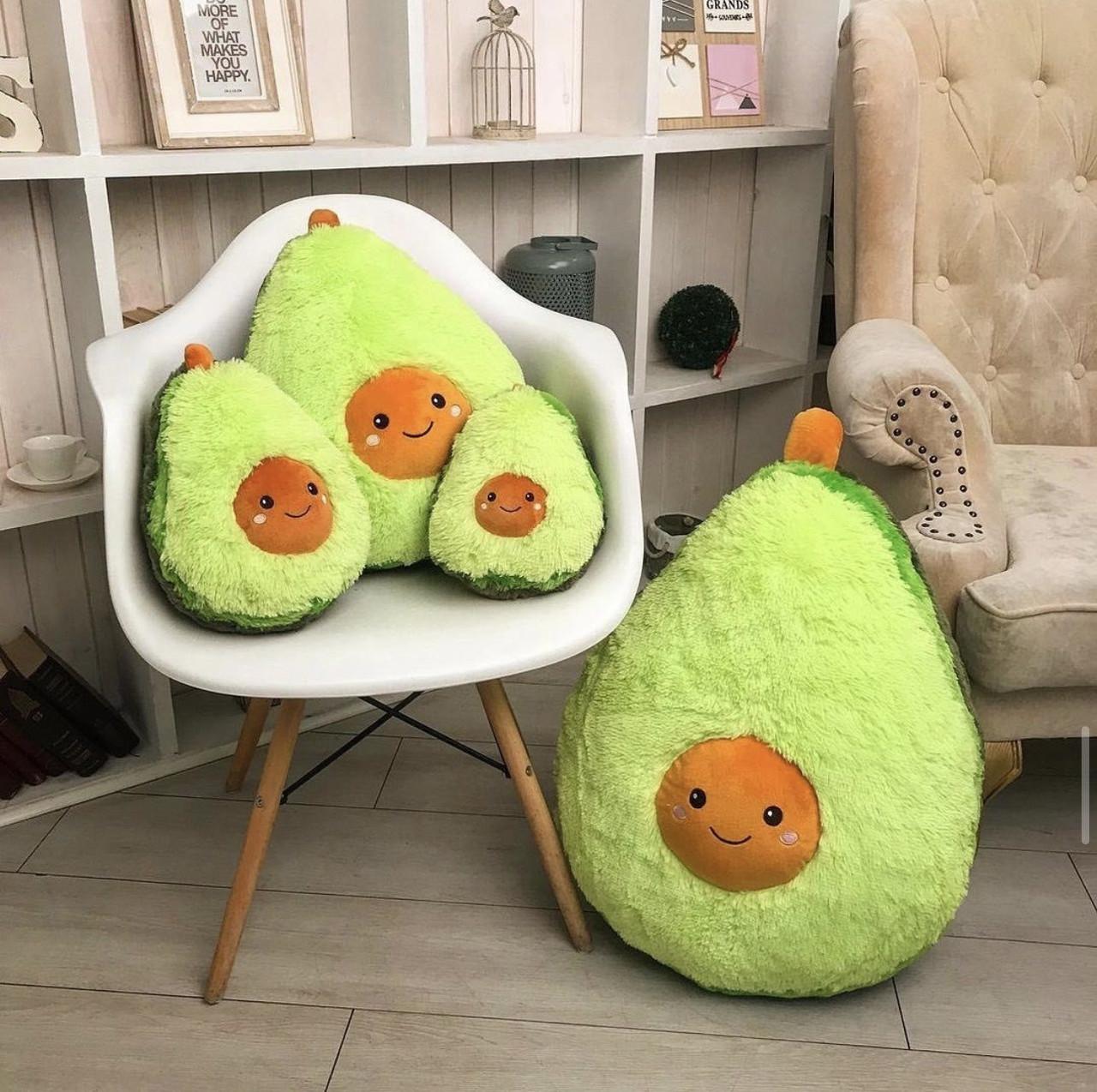 Плюшева іграшка Авокадо 30 см