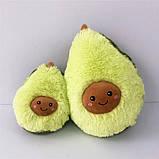 Плюшева іграшка Авокадо 30 см, фото 2