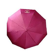 Зонт женский бодовый автомат антиветер 002ZN