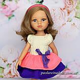 """Платье """"Цветочек"""" для кукол Паола Рейна, фото 2"""