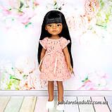 Платье Волшебные Бабочки для кукол Паола Рейна, фото 2