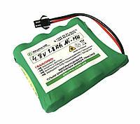 Аккумулятор AA 1800 4.8v Ni-Mh до дитячих іграшок
