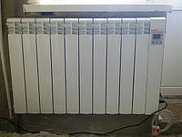 Бытовой электрорадиатор ЕРП-10 1,25 кВт с электронным термостатом