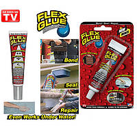 Клей сильной фиксации Flex glue универсальный водонепроницаемый