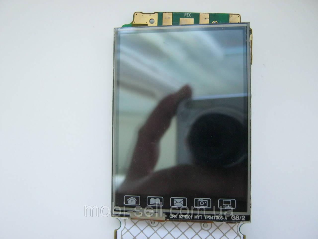 Роз'єм зарядки Samsung D600 / E330 / E330N / E360 / E380 / E730 / E750 / E760 / E800 / E820 / S400 / X480