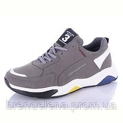 Мужские кроссовки Dafuyuan р 40-45 (код 7027-00)