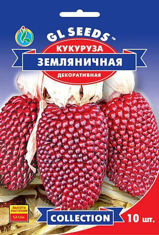 Насіння декоративна кукурудза сунична, фото 2