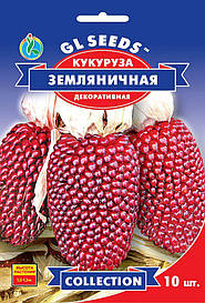 Насіння декоративна кукурудза сунична