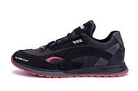 Мужские кожаные кроссовки Puma  Red Star (реплика), фото 1
