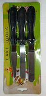 Набор шпателей кондитерских из нержавеющей стали Empire М-0634