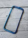Бампер алюмінієвий VAPOR 5 Iphone 5 5S SE Протиударний, фото 2