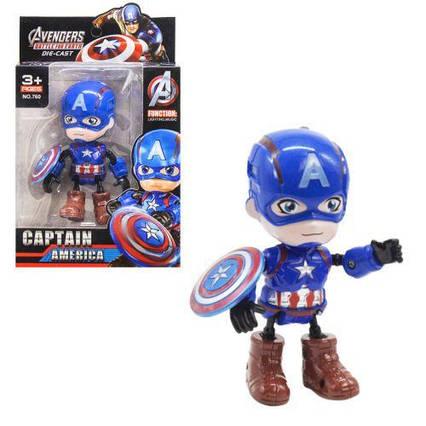"Робот металлический ""Супергерои: Капитан Америка"" BF1041"