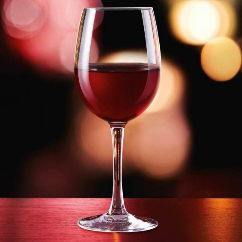 Набор стеклянных бокалов для красного вина Arcoroc Vina 580 мл 6 шт (L3605)