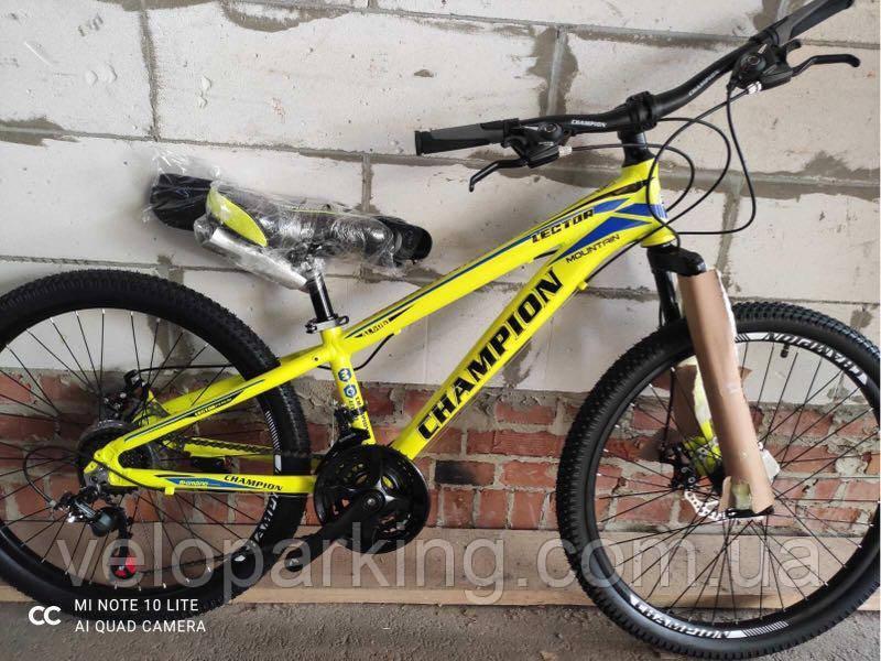 Подростковый алюминиевый Champion Lector 24 велосипед (2021) new