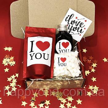 """Подарочный набор Mini Love Box """"Любовь"""""""