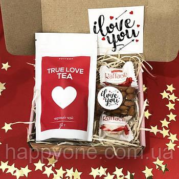 Подарочный набор Mini LoveBox True love